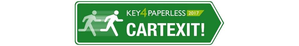 CARTEXIT! Key4Paperless 2017