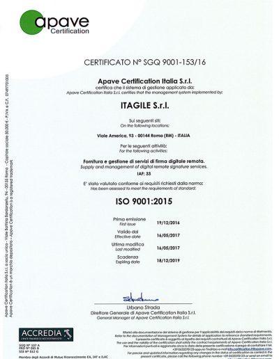 SGQ 9001-153-16