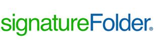 SignatureFolder Logo